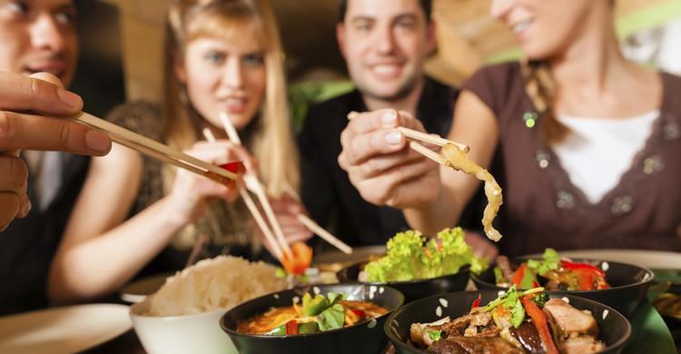 Restaurante chino (iStock)