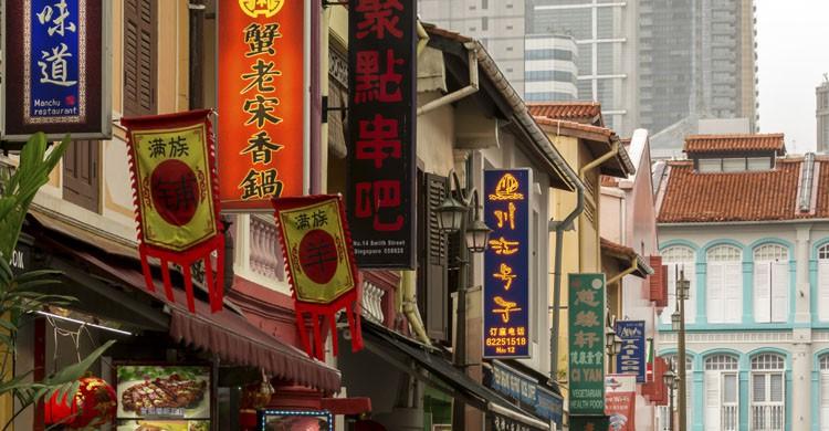 Restaurantes chinos (iStock)