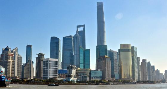 Shangai Tower / Foto: Simon Desmarais