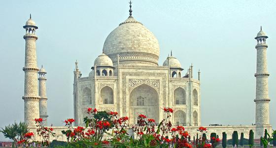 Taj Mahal / Foto: archer10 (Dennis)
