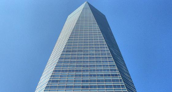 Torre Espacio / Foto: jl.cernadas