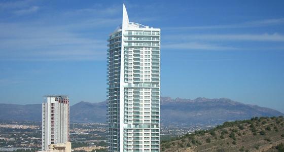 Los 10 rascacielos m s altos de espa a y los 10 del mundo for Oficinas mapfre bilbao