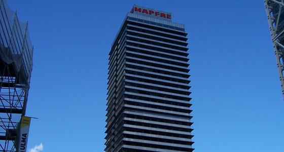 Torre Mapfre / Foto: Sky's