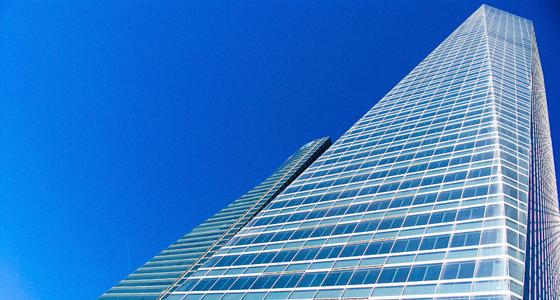 Torre de Cristal / Foto: Antonio Tajuelo