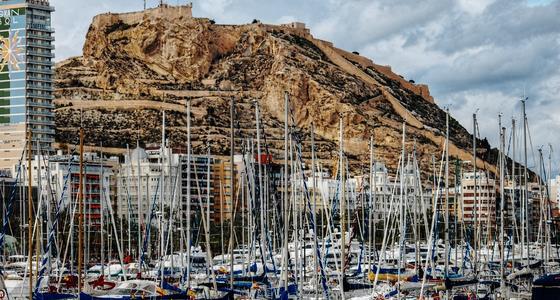 Visita a Alicante