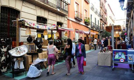Mercado de las Rana