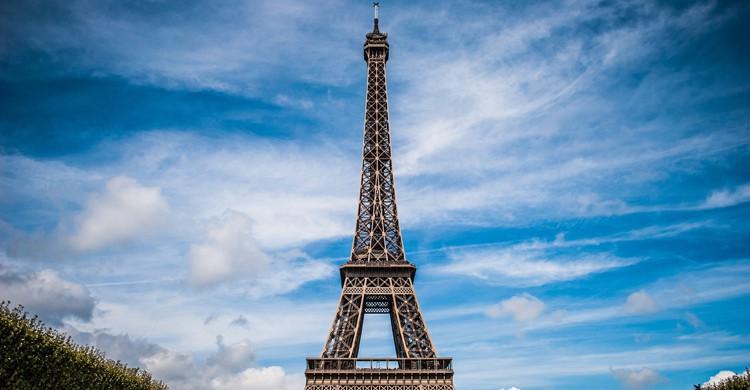 Altura de la Torre Eiffel (Pixabay)