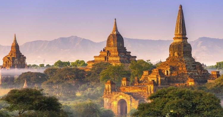 Bagan (iStock)
