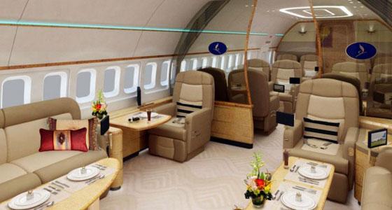 Boeing-Bussiness-Jet-interior