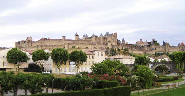 Carcassonne (Henri Sivonen, Flickr)