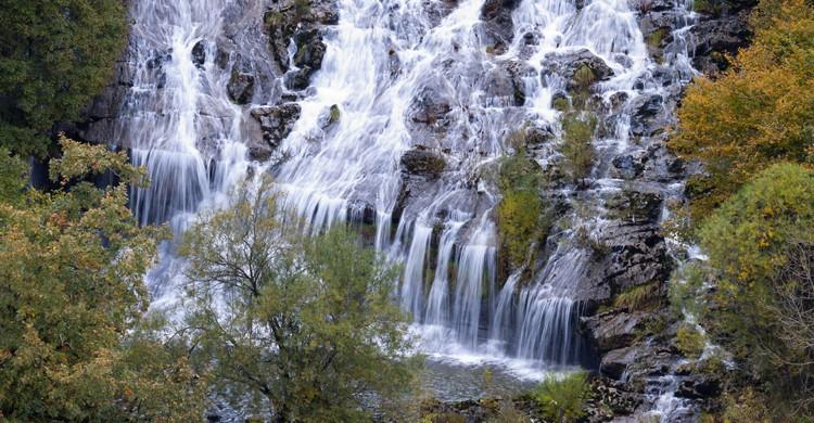 Cascada del Asón (iStock)