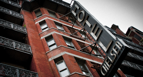 Chelsea Hotel / Foto: andrewmalone
