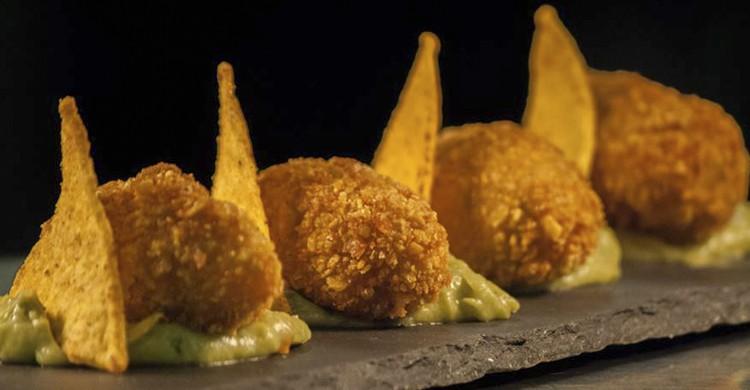 Croquetas de la Gastrocroqueteria (Facebook de la Gastrocroqueteria)