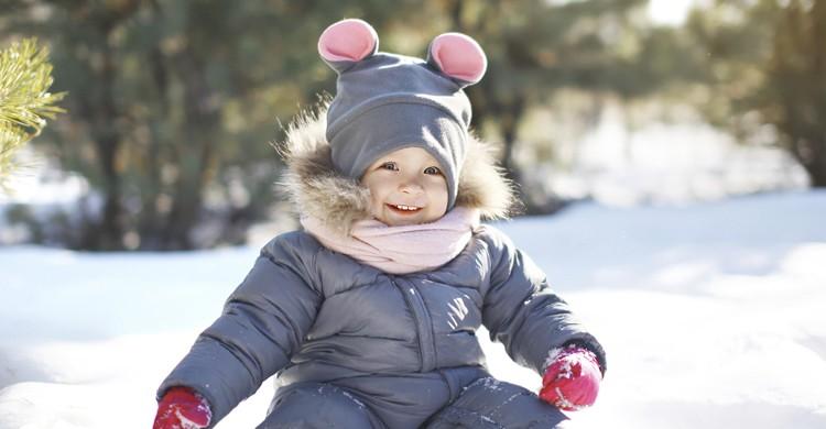 En la nieve (iStock)