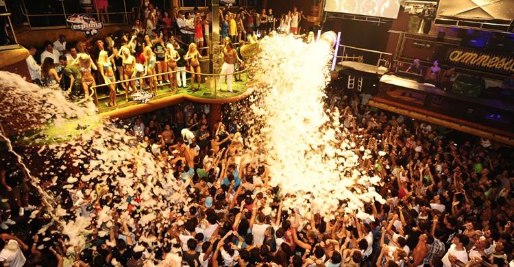 Ibiza (Amnesia Ibiza discoteca)