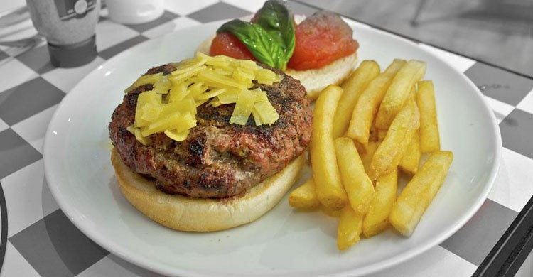 New York Burger (Facebook del restaurante)