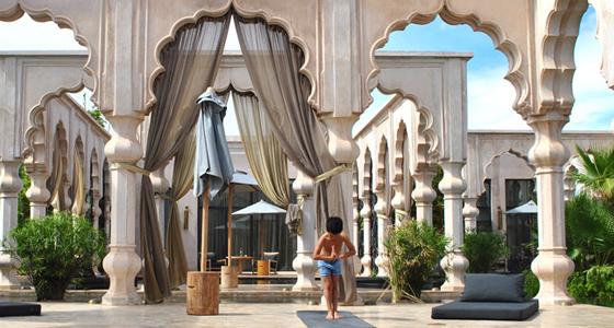Foto: Palais Namaskar