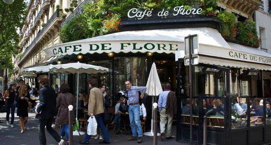Paris-(Flore)