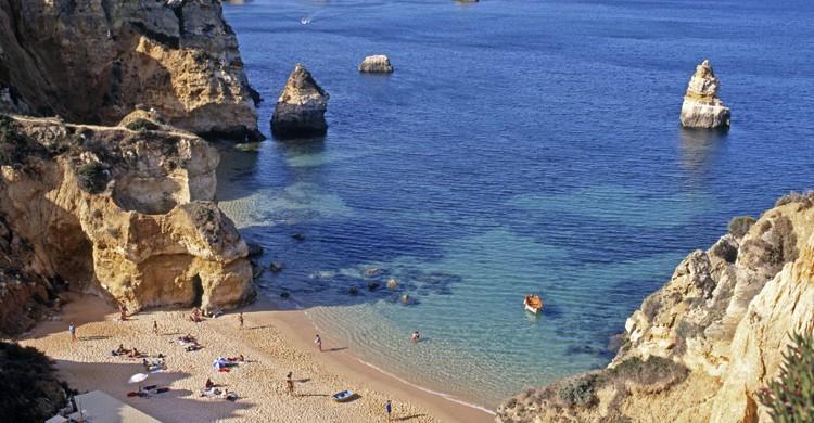 Praia da Rocha (iStock)