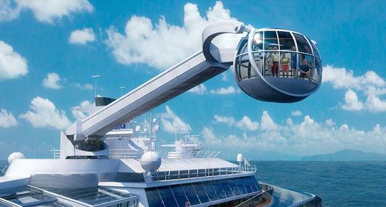 Los 10 crucero que debes hacer antes de morir