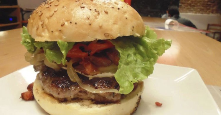 The Burger Lab (Facebook del restaurante)
