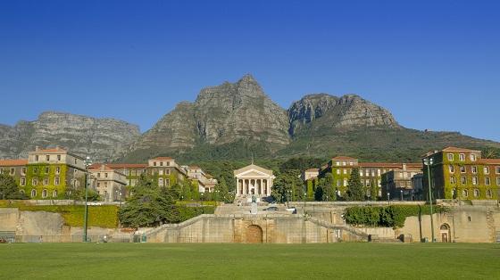 Universidad de Ciudad del Cabo