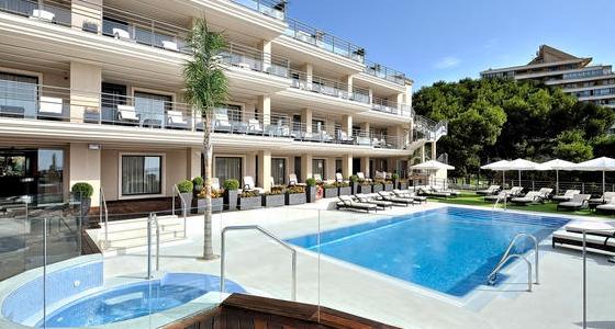Los 10 mejores hoteles de espa a el viajero fisg n Los mejores hoteles sobre el mar