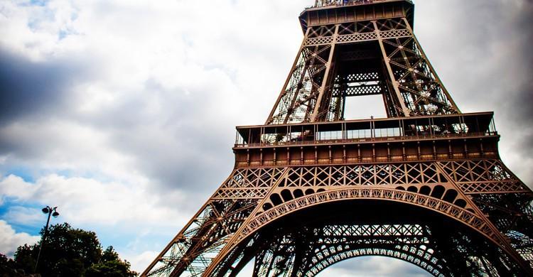 Vista de la Torre Eiffel (iStock)