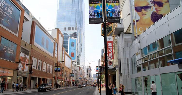 Yonge Street (iStock)