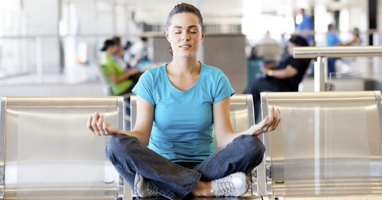 Meditar siempre es buena solución (iStock)
