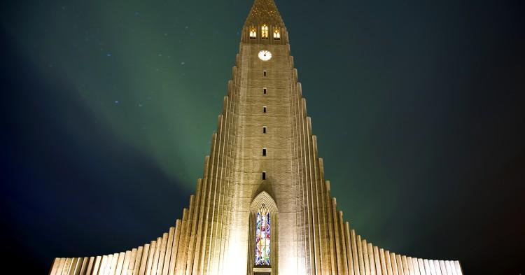Catedral de Hallgrimskirkja