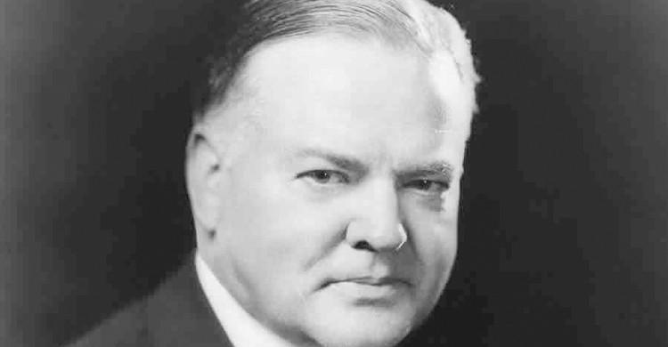 Herbert Hoover (Flickr)