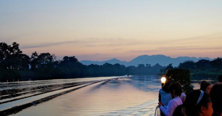 Kanchanaburi, Cosas que ver en Tailandia