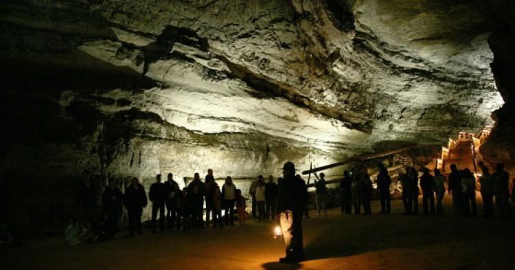 Mammoth Cave en Kentucky