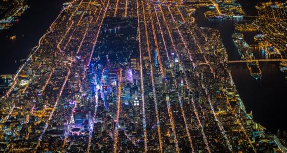Manhattan-y-Central-Park-iluminados