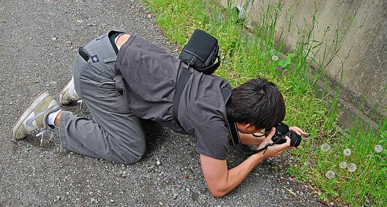 Mueve la cámara y... ¡oh! / Foto: scion_cho