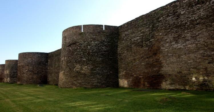 Muralla-Lugo: ¿que ver en Galicia?