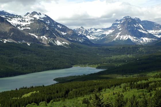 National Glaciar