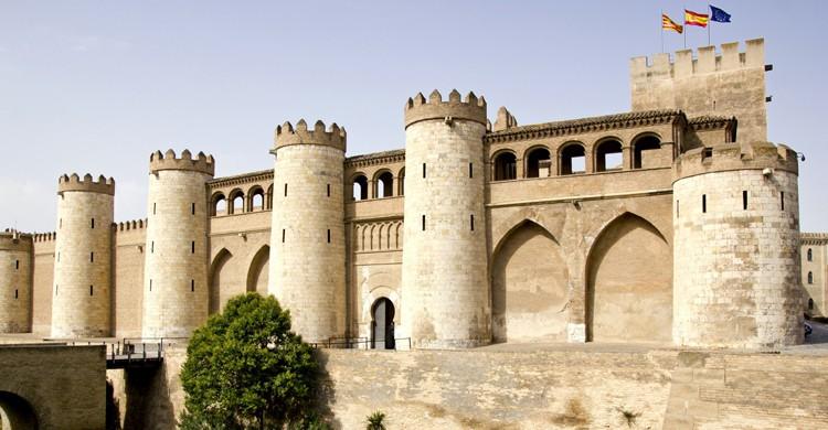 Palacio de la Aljafería (iStock)