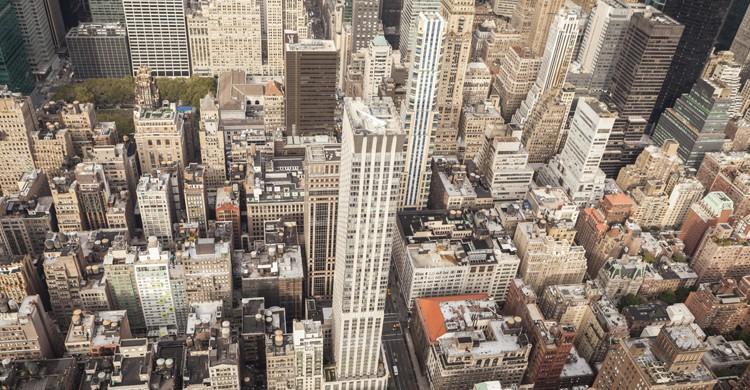 Vista desde el Empire State (iStock)