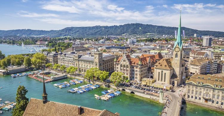 Zurich (iStock)