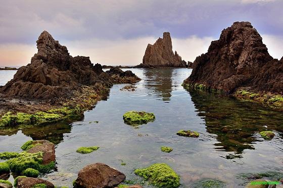 Arrecife de las Sirenas, Cabo de Gata. Flickr /Creative Commons / Juan Mercader
