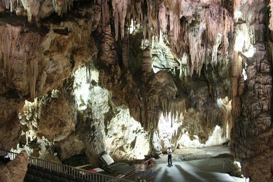 Cuevas de Nerja. Foto: Flickr. Creative Commos / Isidro López