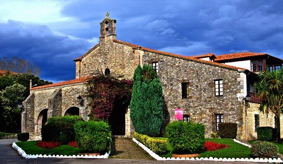 Santuario de la Virgen de la Barquera, en Cantabria
