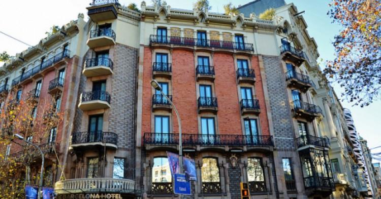 hotel condes barcelona
