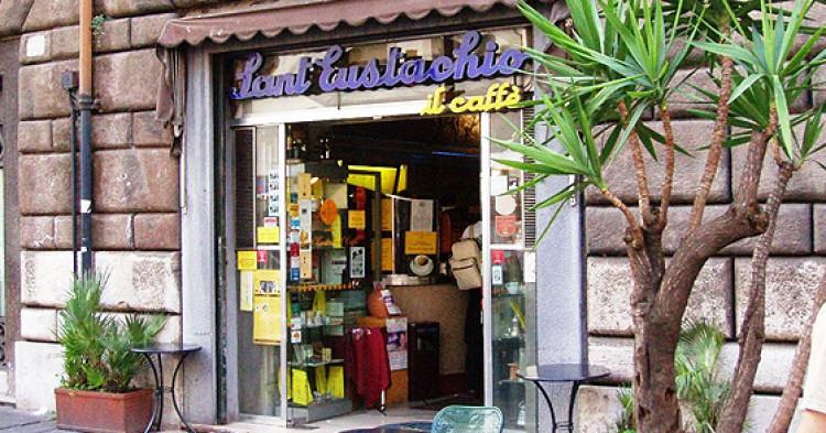 Sant' Eustacchio, el mejor café de Roma.