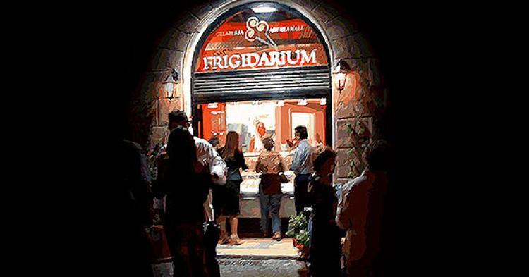 Frigidarium, los helados más especiales.