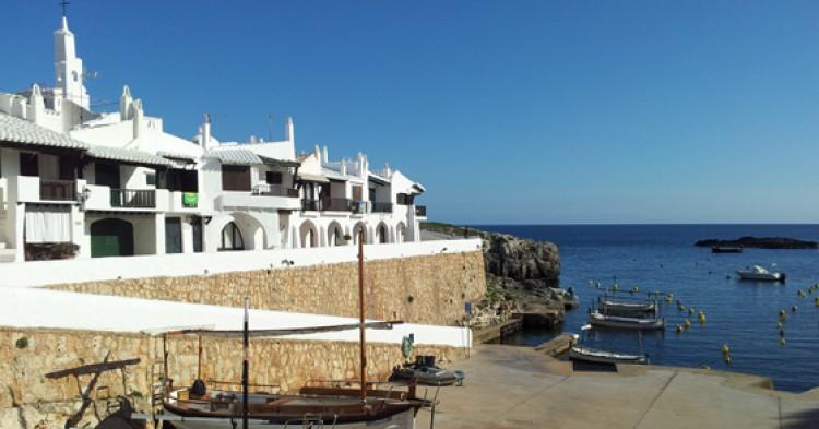 Binibeca_Vell,_Menorca