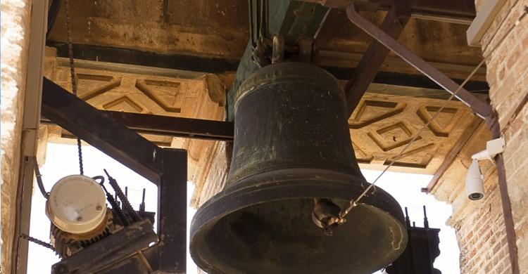 Santa María Mayor, la campana madre de todas. (iStock)
