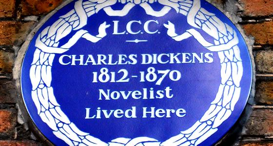 Charles Dickens / Foto: Spudgun67